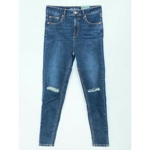 Wild Fable Sz 4 High Rise Skinny Jeans Dark Wash